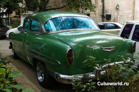 Кубинские автомобили