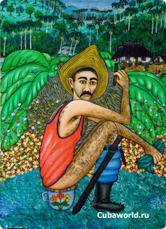 Отдых на Кубе - Patria o Muerte!
