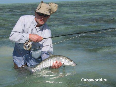 Куба приглашает на рыбалку в честь Хемингуэя